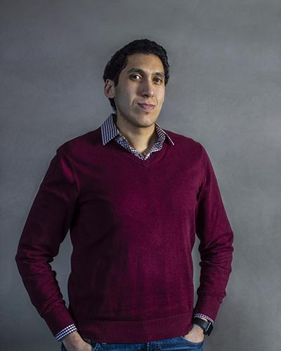 Dr. Amr El Maghrabi