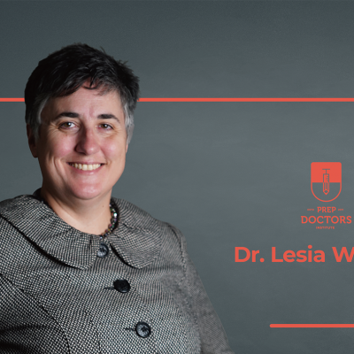 Dr. Lesia Waschuk Joins The Team