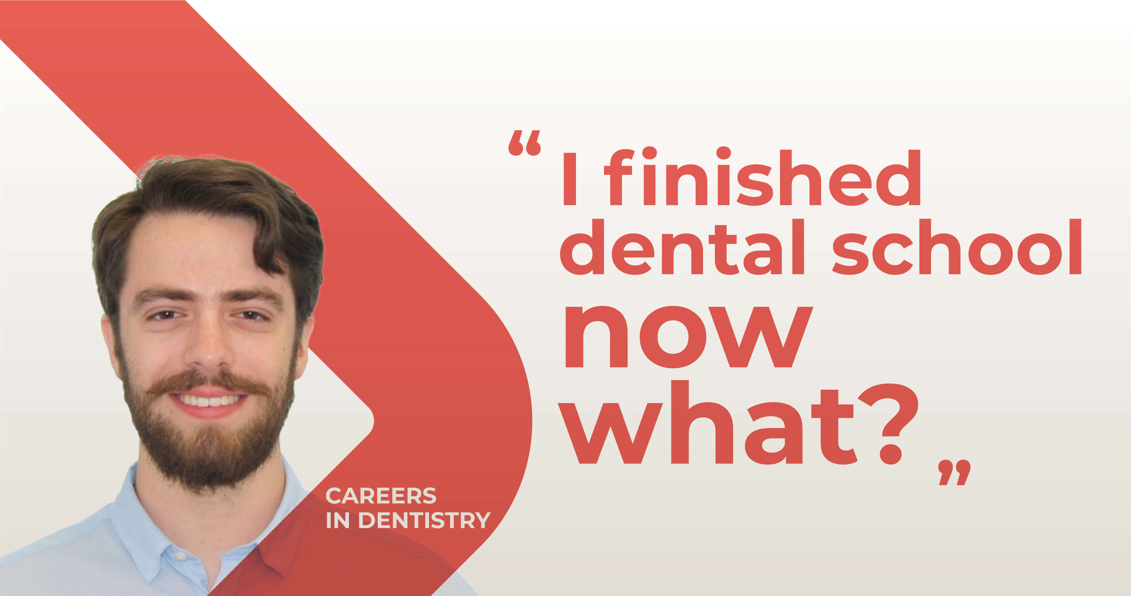 Careers in Dentistry Series Dr. Serban Sirca finishing dental school and finding the right fit in dentistry