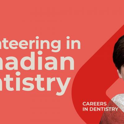 Careers in Dentistry Series: When to Volunteer